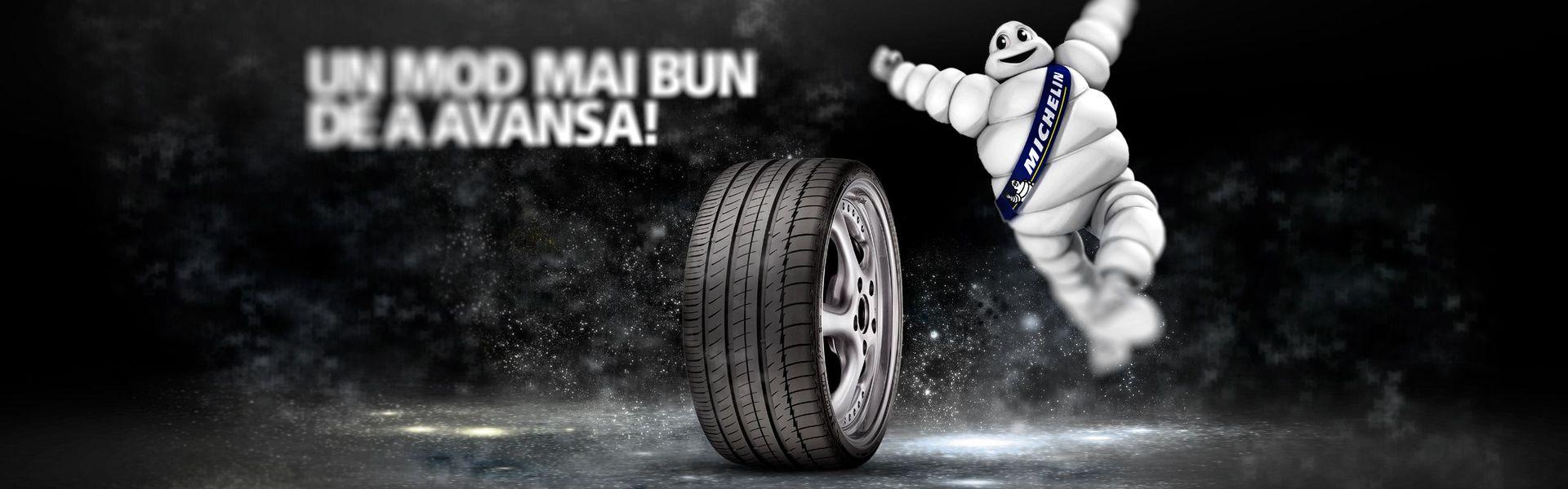 Michelin. Движение к совершенству