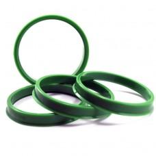 Кольца Bimecc 63,3 x 56,6  (63,3) AP633566U (GREEN)