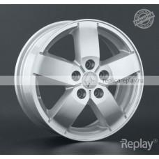 Renault RN209 S / Серебристый 5x108 44 60,1 6,0 15