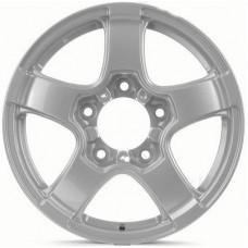 k7 K-117 Серебро Серебристый 5x139,7 35 98.5 7.0 16