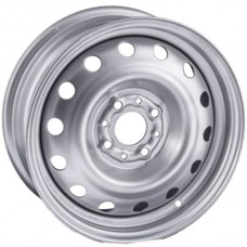 ARRIVO 64A50C 6x15 4x100 ET 50 DIA 60,1 Silver