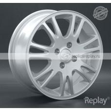 Hyundai HND88 S / Серебристый 4x100 48 54,1 6,0 15
