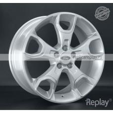 Ford FD109 S / Серебристый 5x108 52,5 63,3 7,5 18