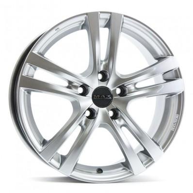 Купить диски MAK Zenith Hyper Silver / Темно-серебристый 5x98 25 58,1 6,5 16