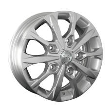 Ford FD114 S / Серебристый 5x160 62 65,1 5,5 16