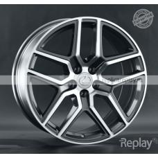 Lexus LX134mg GMF / Насыщенный темно-серый полностью полированный 5x114,3 30 60,1 8,0 18