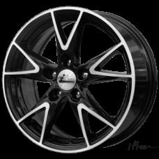 iFree KC524-hw Nirvana Black Jack / Черный с полировкой 5x110 35 65,1 6,5 15