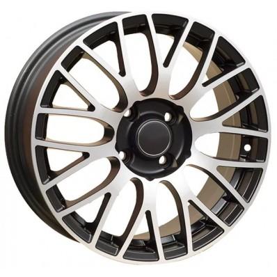 Купить диски Прома GTL 6.5x16 4x100 ET 45 DIA 60,1 алмаз матовый