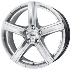 RIAL QUINTO Polar Silver / Серебристый 5x114,3 35 70,1 7,5 17