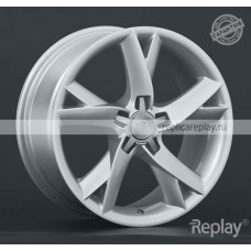 Audi A33 S / Серебристый 5x112 39 66,6 8,0 18