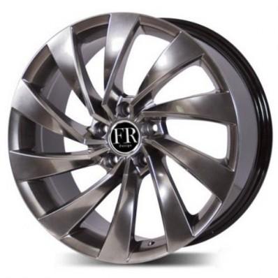 Купить диски Volkswagen VV5083bm BM / Черный матовый 5x112 42 57,1 8,0 18