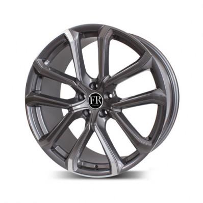 Купить диски Volvo V5141mg GMF / Серый с полировкой 5x108 38 63,4 9,0 20