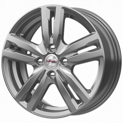 Купить диски iFree KC910-hw Horizon HighWay / Графитовый металлик 4x100 50 60,1 6,0 15