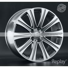 Mercedes MR205mg GMF / Насыщенный темно-серый полностью полированный 5x112 43 66,6 8,0 19