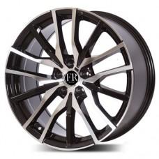 BMW B5464mb BMF / Черный с полировкой 5x112 35 66,6 9,0 20