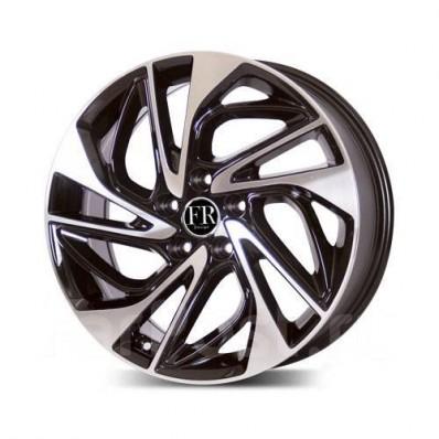 Купить диски Hyundai HND5518mb BMF / Черный с полировкой 5x114,3 51 67,1 7,5 18