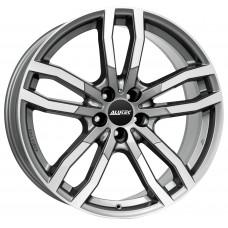 Alutec DriveX Metal Grey Графитовый 5x108,0 40 63.4 8.5 19