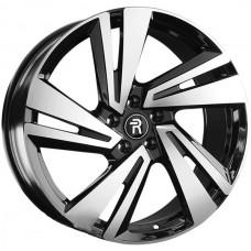 Volkswagen VV256mb BKF / Черный с полировкой 5x112 33 66,6 9,0 20