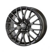 PROMA GT-bm Black Matt / Черный матовый 4x100 50 60,1 6,0 15