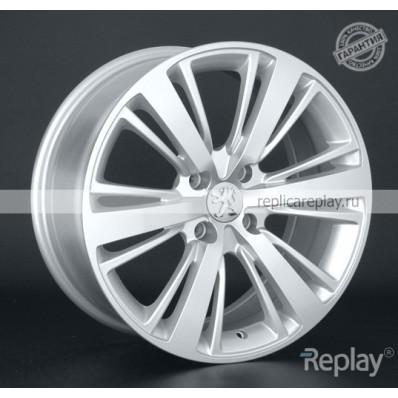 Купить диски Peugeot PG62 S / Серебристый 4x108 29 65,1 7,5 18
