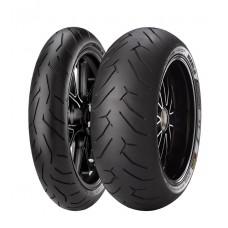 Pirelli Diablo Rosso II 190/55ZR17 75W Rear