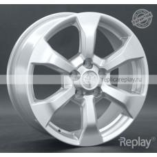 Toyota TY70 S / Серебристый 5x114,3 35 60,1 7,0 17