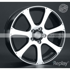 Geely GL20mb MBF / Черный с полировкой 5x114,3 45 54,1 6,5 17