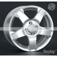 Hyundai HND99 S / Серебристый 4x100 48 54,1 6,0 15