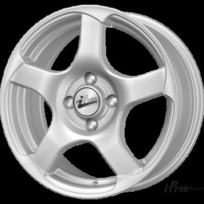 Купить диски iFree KC554 Copernik Neo Classic / Серебристый 5x108 45 67,1 6,5 15