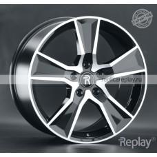 Volkswagen VV231mb BMF / Черный с полировкой 5x112 34 57,1 8,0 20
