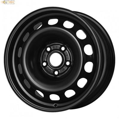 Купить диски Magnetto 16017 Black / Черный 4x100 50 60,1 6,5 16