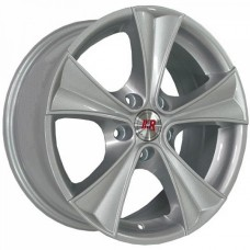 4-Racing 752 Silver / Серебристый 5x98 25 58,1 7,0 16