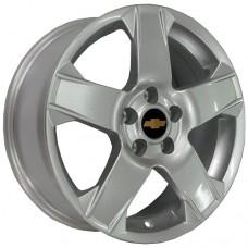 Chevrolet GN35 Silver / Серебристый 5x105 42 56,6 7,0 17