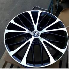 Toyota TY0033Tmb BMF / Черный с полировкой 5x114,3 50 60,1 8,0 18