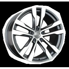 BMW B170mg GMF / Серый с полировкой 5x120 37 74,1 11,0 20