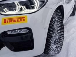Новинка 2019 года Pirelli Ice Zero 2
