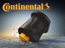 Новая модель в линейке Continental: шина IceContact 3