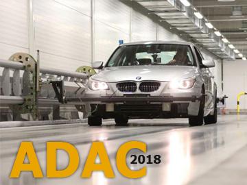 Тест зимних шин 205/55R16 по версии журнала ADAC [2018]