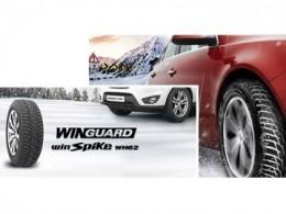 Зимние шипованые шины Nexen Winguard WinSpike WH62