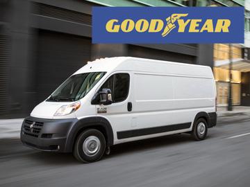 Коммерческие шины от компании Goodyear