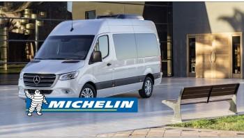 Новые летние коммерческие шины от Michelin: Agilis 3