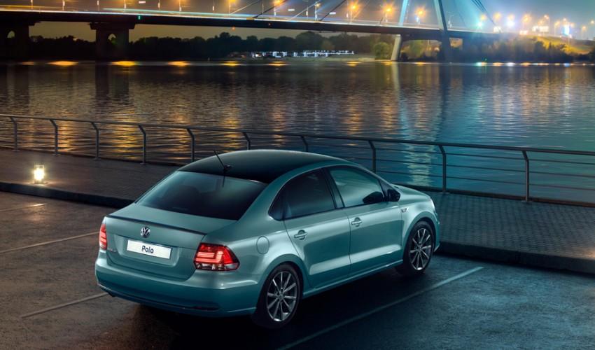 Подбор шин и дисков для Volkswagen Polo 2010-2019 годов