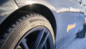 Новинка от Continental предназначенная для теплой зимы шины WinterContact TS 870