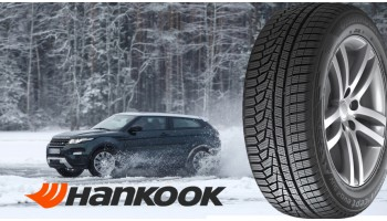 Зимние шины Hankook Winter i'cept evo2 SUV W320A