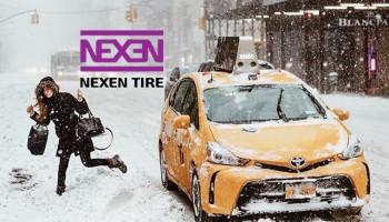 Nexen представили новую модель шипованных шин