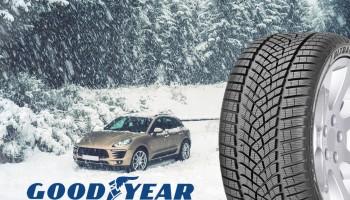 Новые зимние шины Goodyear UltraGrip Performance+ SUV