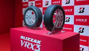 Новые зимние шины Bridgestone Blizzak VRX3